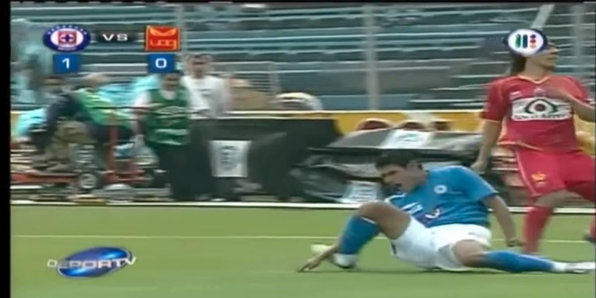 VIDEO: Las lesiones más terroríficas del futbol mexicano