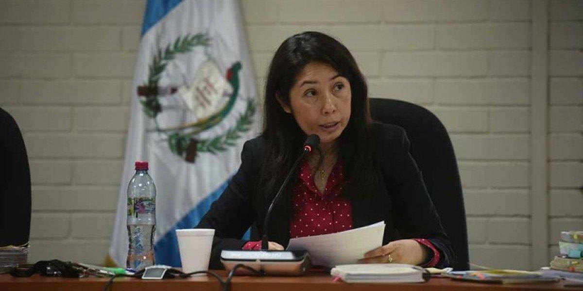 Magistrados señalan a jueza de Mayor Riesgo de cometer faltas éticas