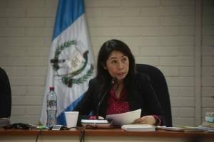 jueza Ericka Aifán