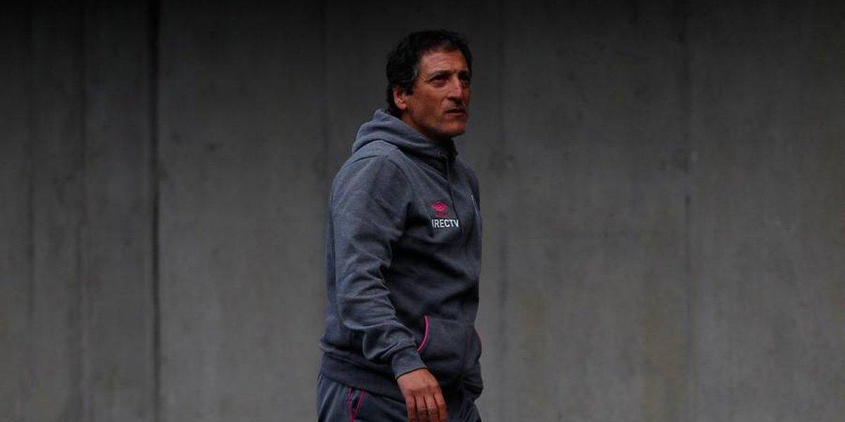 """Mario Salas y su presente en la UC: """"Me juego todo partido a partido"""""""