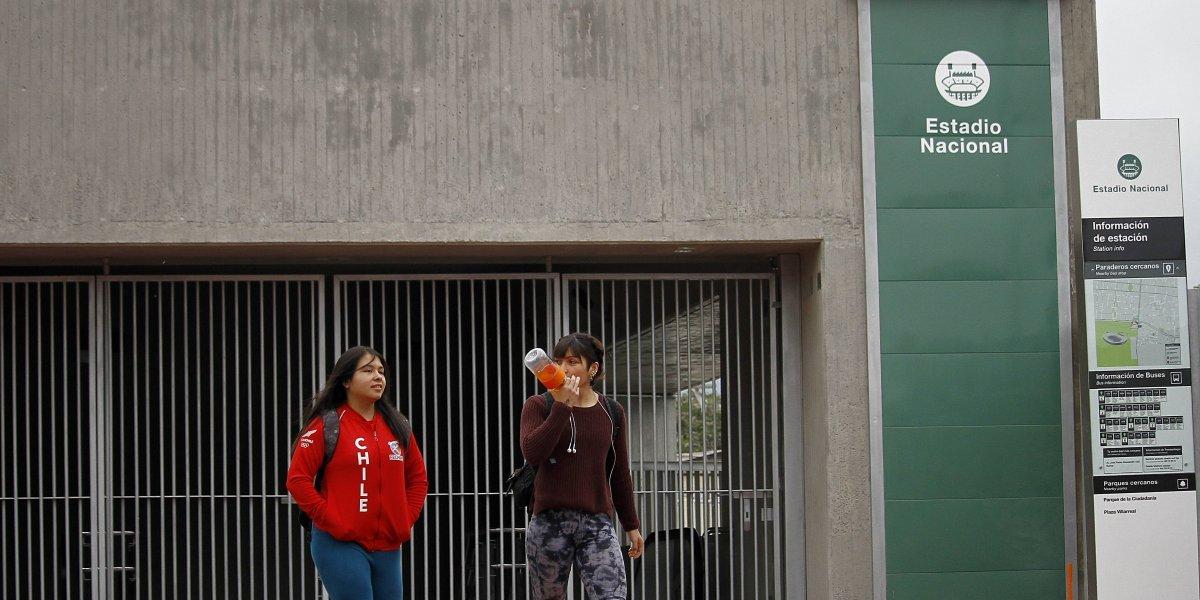 Estación Estadio Nacional: la nueva joya del Metro que se prepara para los partidos de alta convocatoria