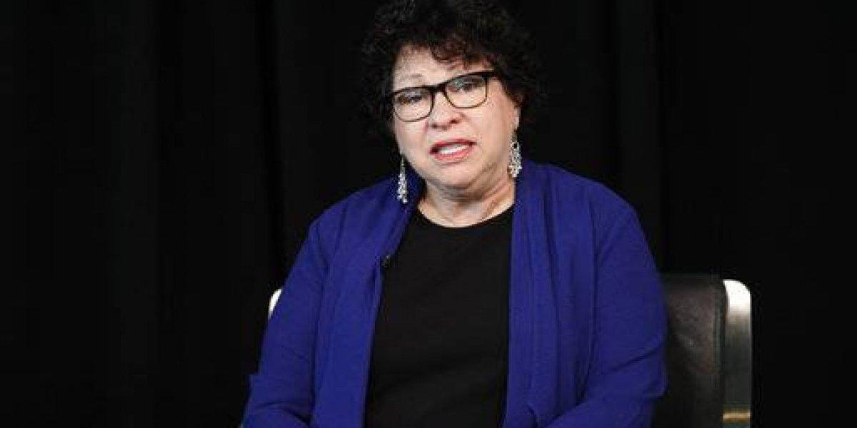 Jueza Sotomayor escribe libros para jóvenes