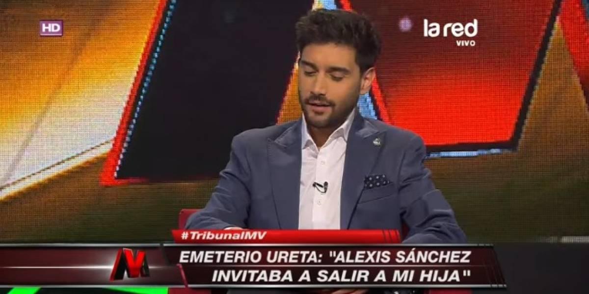 """""""Es impresentable"""": califican a Franzani de """"conductor tibio"""" tras confesión de Emeterio Ureta sobre acoso sexual"""