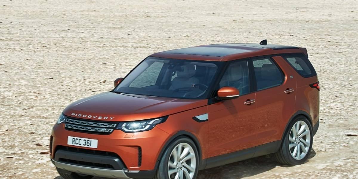 Land Rover Discovery: un desborde de lujo y capacidad