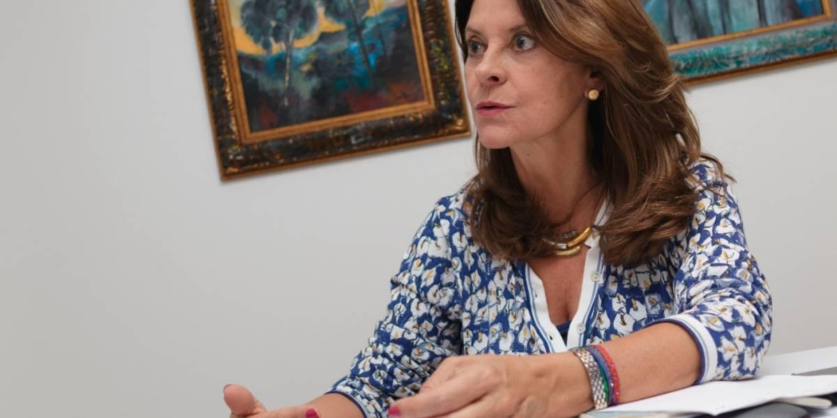 Marta Lucía Ramírez tratará economía, Venezuela y equidad en visita a EE.UU.