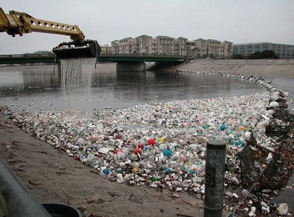 polucion plastica