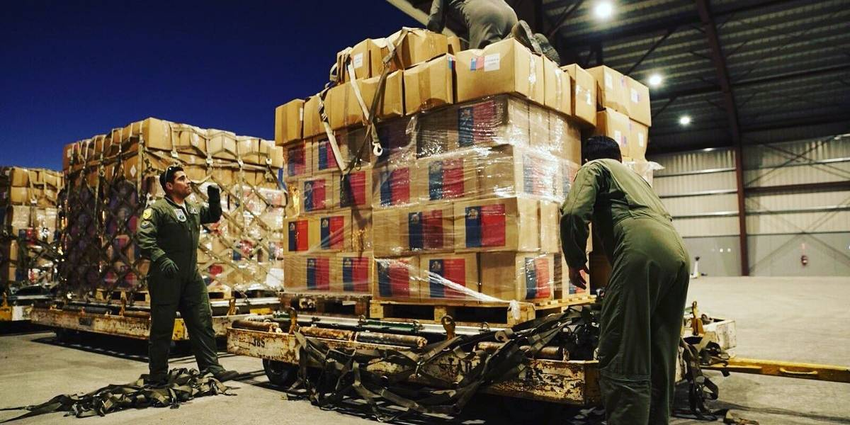 Investigan paradero de suministros recolectados por Residente