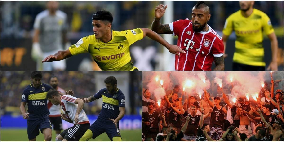Para quedarse pegado al sillón: Fin de semana de clásicos en el mundo del fútbol