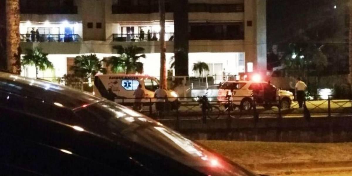 Criança morre ao cair do 6º andar de prédio na Riviera de São Lourenço