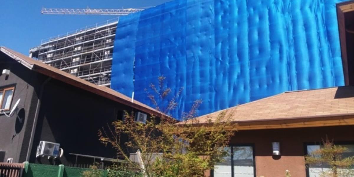 Otro a la lista: edificio en Curicó se suma a la lista de construcciones con fallas en Permiso de Edificación