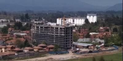 Edificio Los Alpes en Curicó