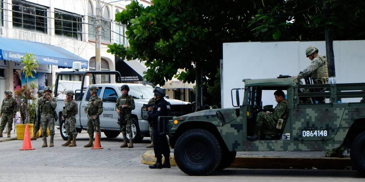 ¿Qué hay al interior de las cajas incautadas en Cancún?