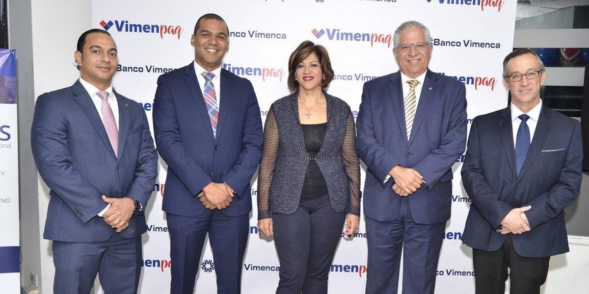#TeVimosEn: Vimenpaq y Banco Vimenca presentan tarjeta de crédito