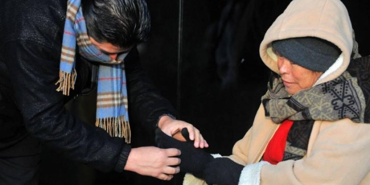 Conred habilita albergues en varios puntos del país por temporada de frío