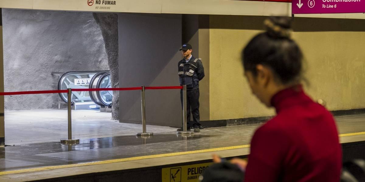 Lo feo de la nueva Línea 6: no hay señal de internet y las paredes no están pintadas