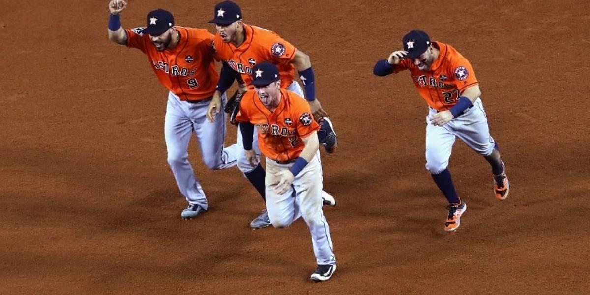 Latinos aportaron en grande a los Astros para ganar la Serie Mundial