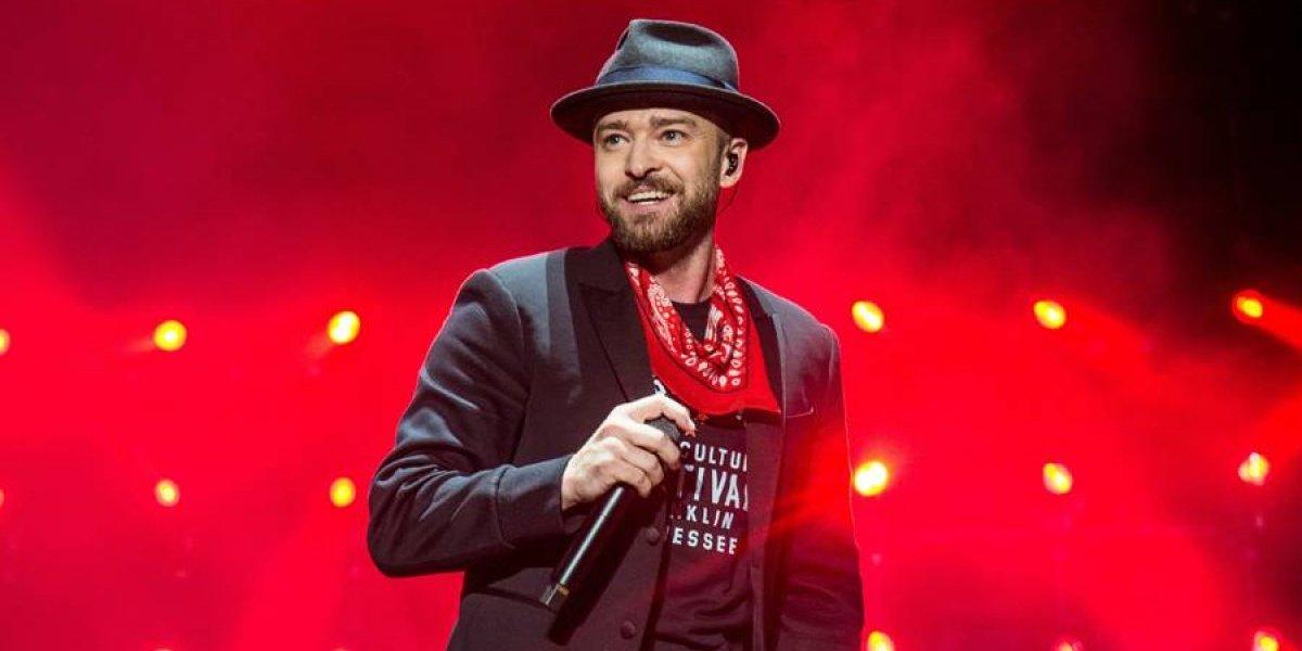 Justin Timberlake actuará por primera vez en Festival Presidente