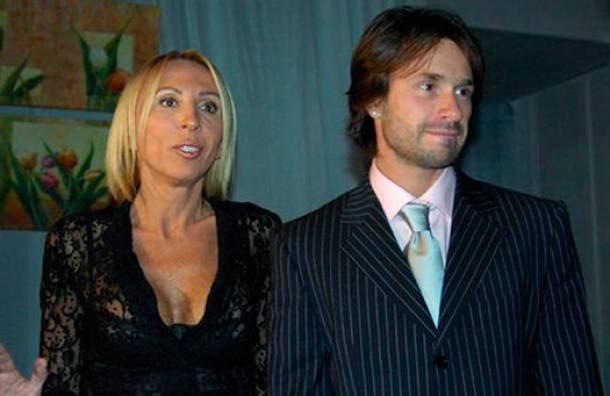 Laura Bozzo y Cristian Zuárez