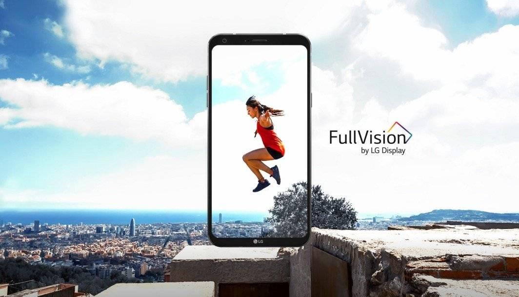 FullVision LG Q6