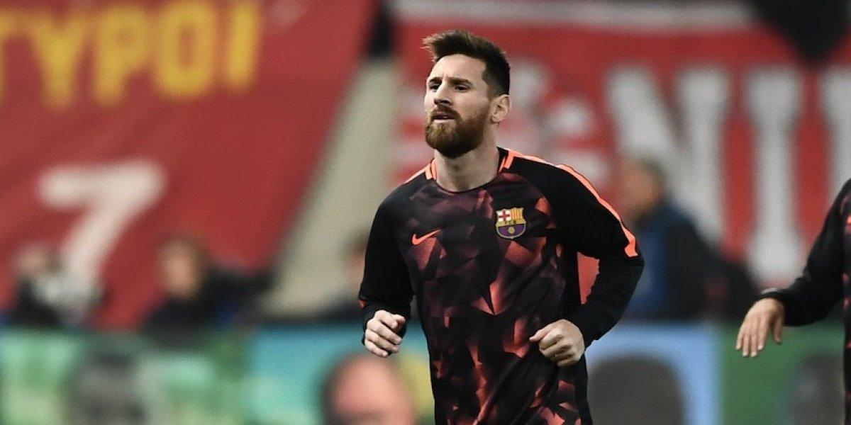 Messi gana juicio contra periodista y gracias a ello ayudará a salvar miles de vidas