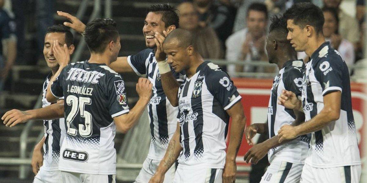 Rayados golea a Santos y avanza a semifinales de Copa MX
