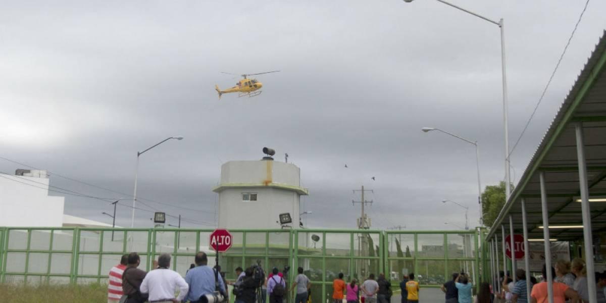 Denuncian muerte de 50 reos durante disturbios del 10 de octubre en Cadereyta