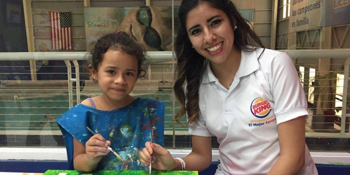 Niños Ayudando Niños, una actividad que reúne el arte y la eduación
