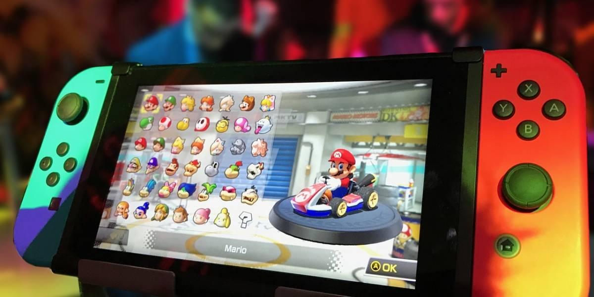 Nintendo Switch supera expectativas de venta y va por más