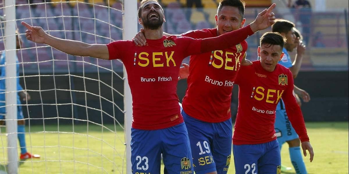 """Sebastián Jaime vuelve a sonreír: """"Me fui contento de Católica, hice lo que más pude en un año consagratorio para el club"""""""