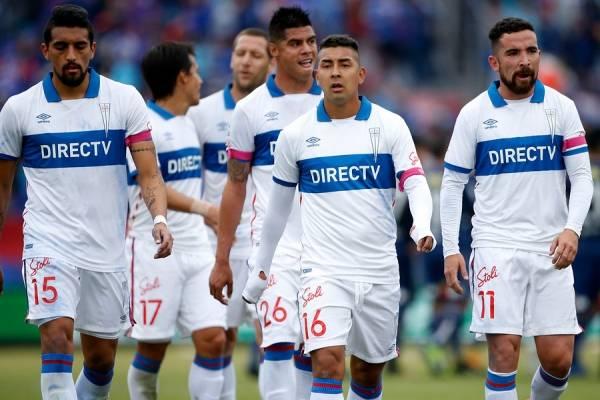 La derrota en el Clásico Universitario agudizó aún más la crisis deportiva de la UC en 2017 / Foto: Photosport