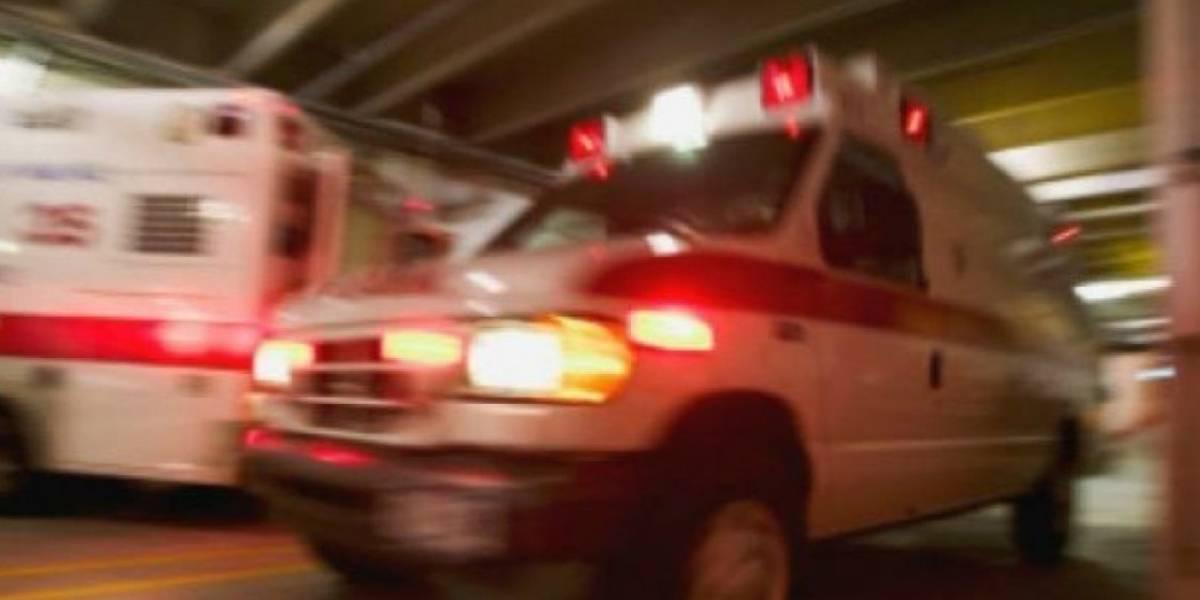 Relatos de espanto de Centro Médico episodio III