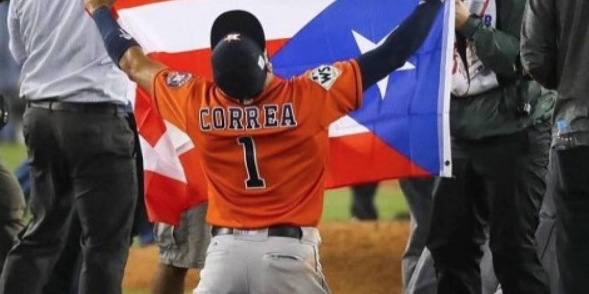 Carlos Correa le rompe el corazón a niña