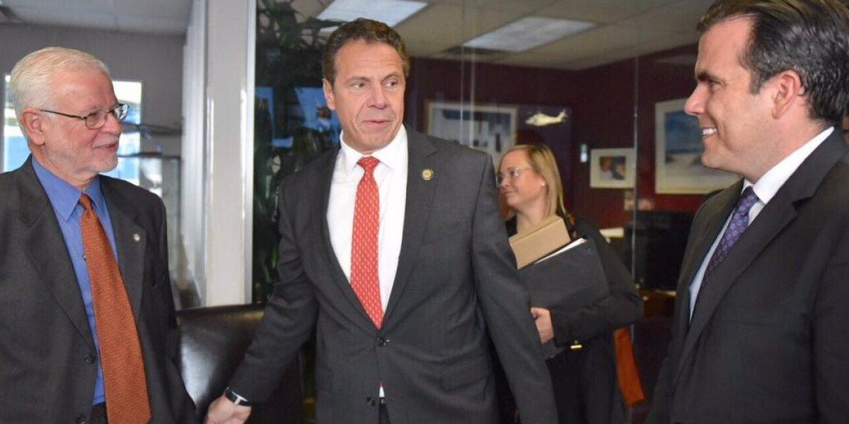 Gobernador Nueva York pide al Congreso no de más poderes a la Junta