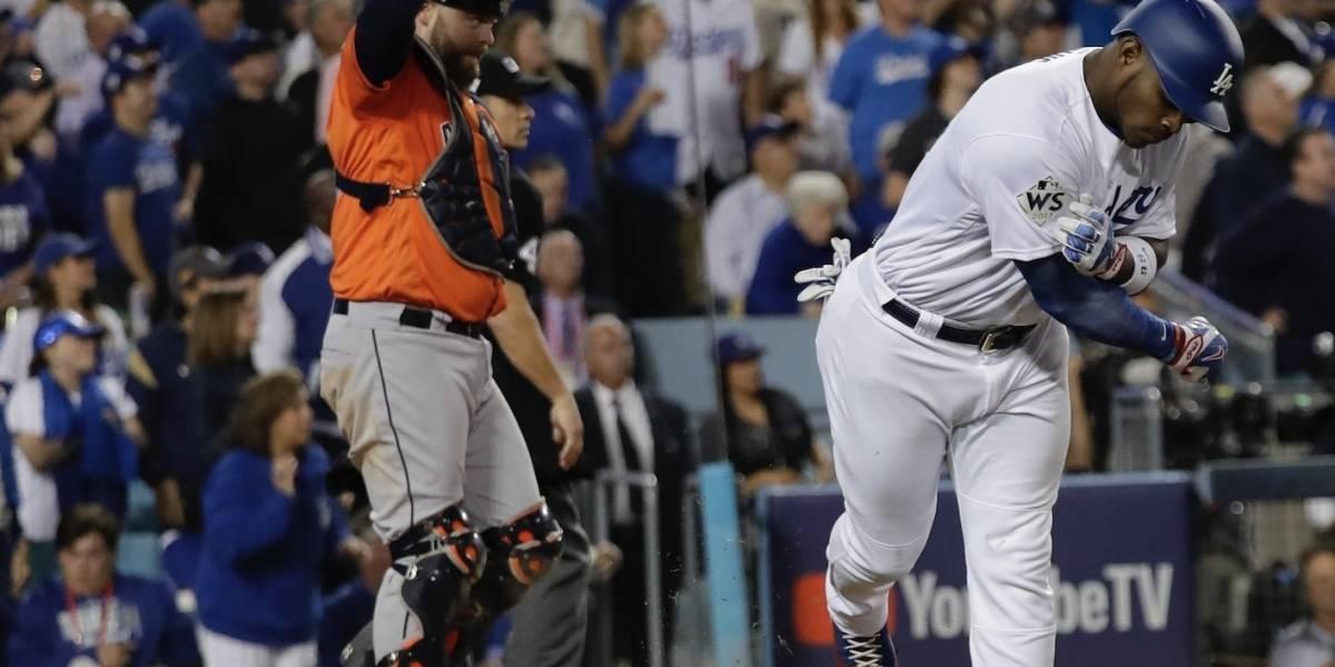 Roban en casa de jugador de los Dodgers durante Serie Mundial