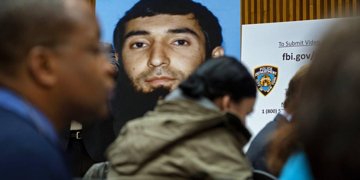 FOTO. Este es el segundo sospechoso del atentado en Nueva York