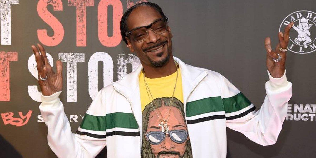 FOTO. Snoop Dogg presenta cadáver de Donald Trump en portada