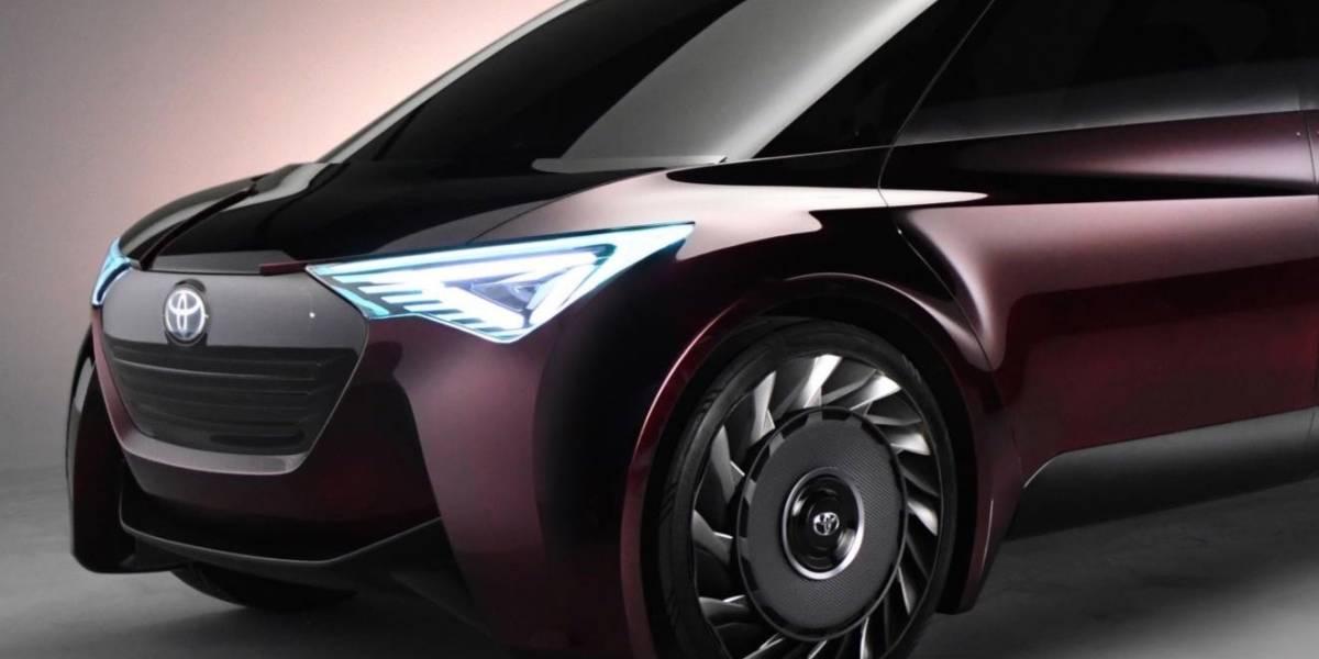 Toyota apuesta por ruedas sin aire para sus autos eléctricos