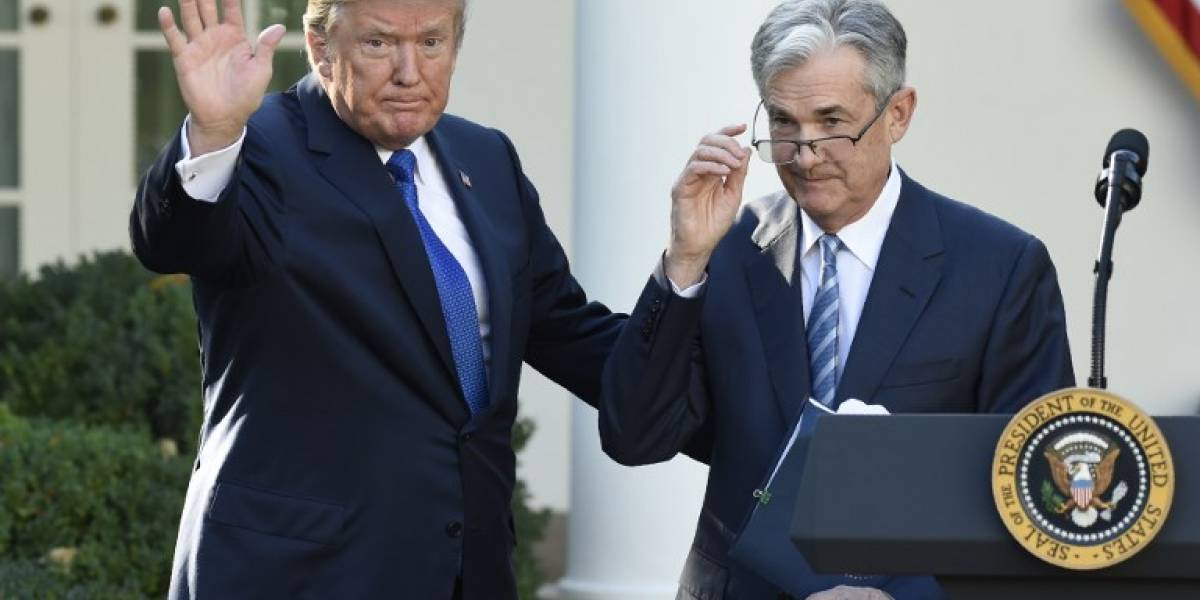 Trump revela a su nominado para conducir la Reserva Federal