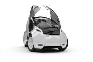Uniti auto eléctrico