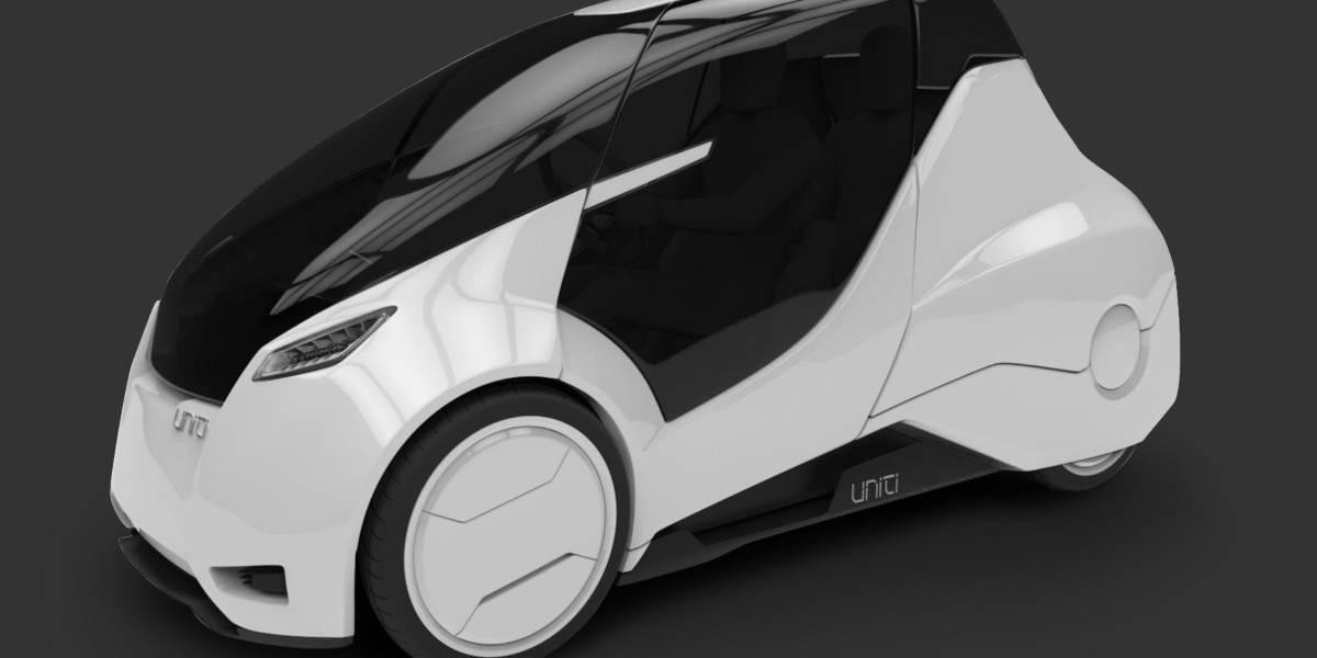 Éste es el futurista modelo eléctrico de Suecia, listo para ser fabricado