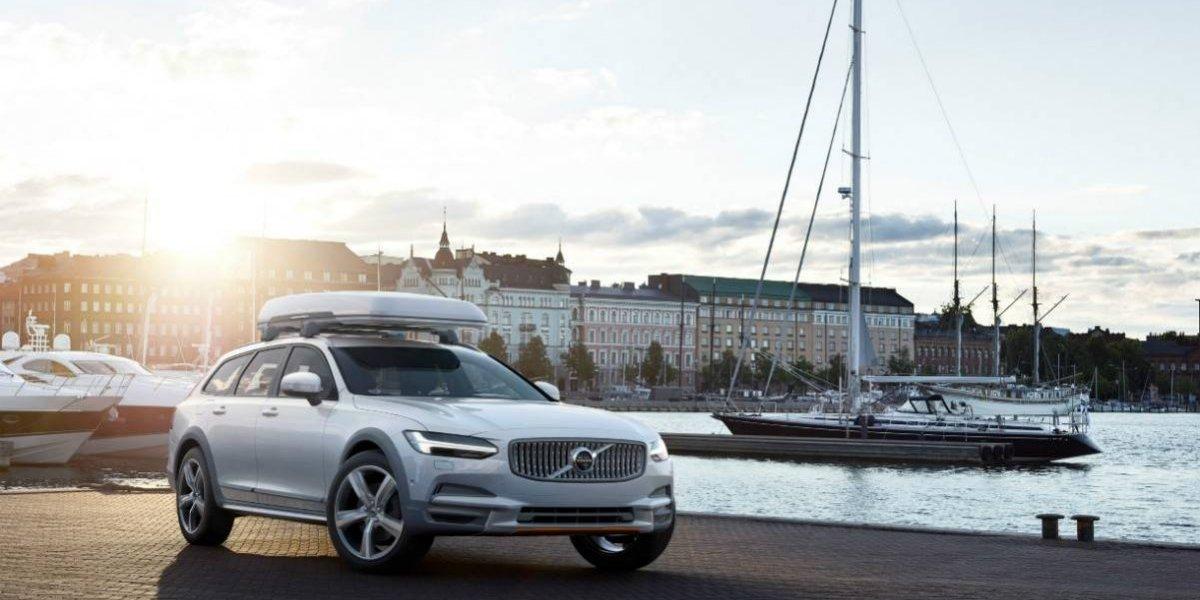 Volvo lanza un V90 especial por la Ocean Race
