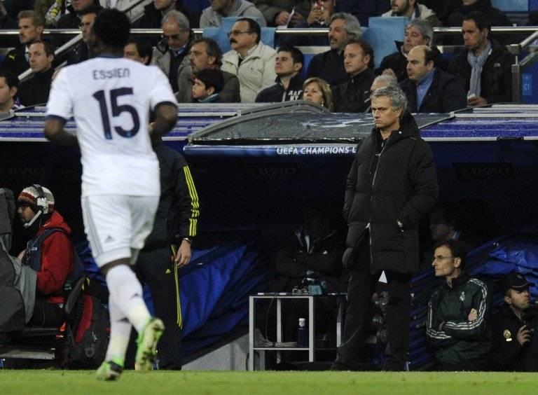 Mourinho enfrenta a la justicia por el tiempo que estuvo en Real Madrid / imagen: AFP