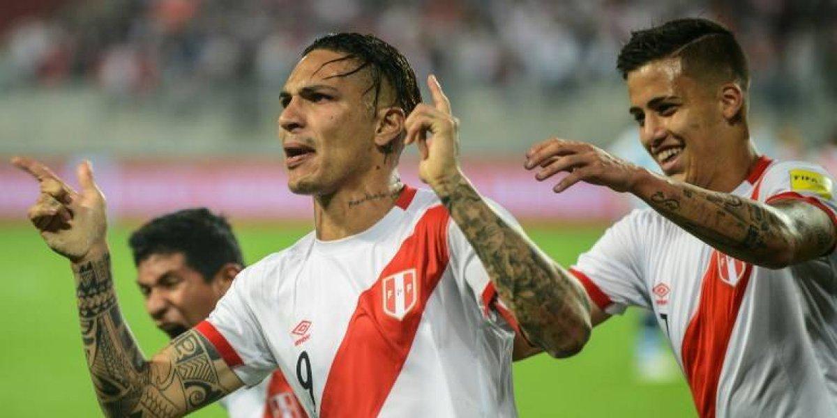¿Cómo afecta esto a Chile? Perú no arriesga sanción por positivo de Guerrero