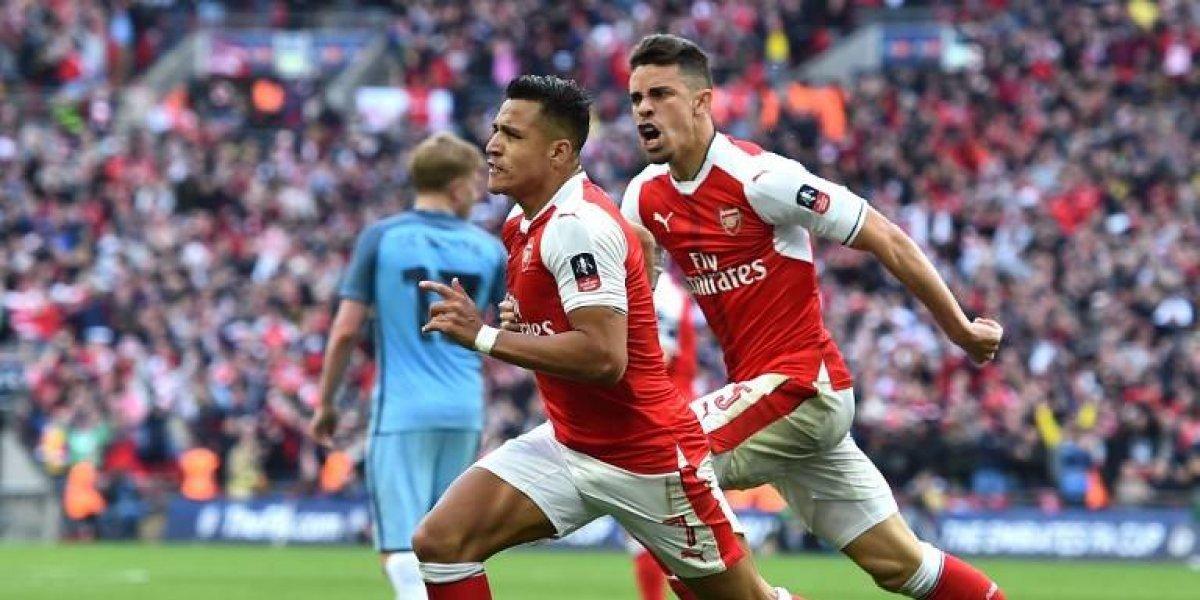 El favorable registro de Alexis Sánchez de cara al crucial duelo ante el Manchester City