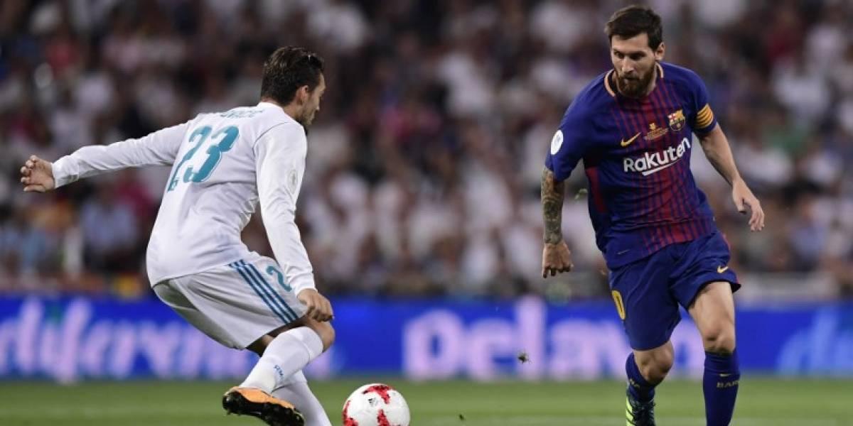 El primer derbi de la temporada entre Real Madrid y Barcelona se disputará justo antes de Navidad