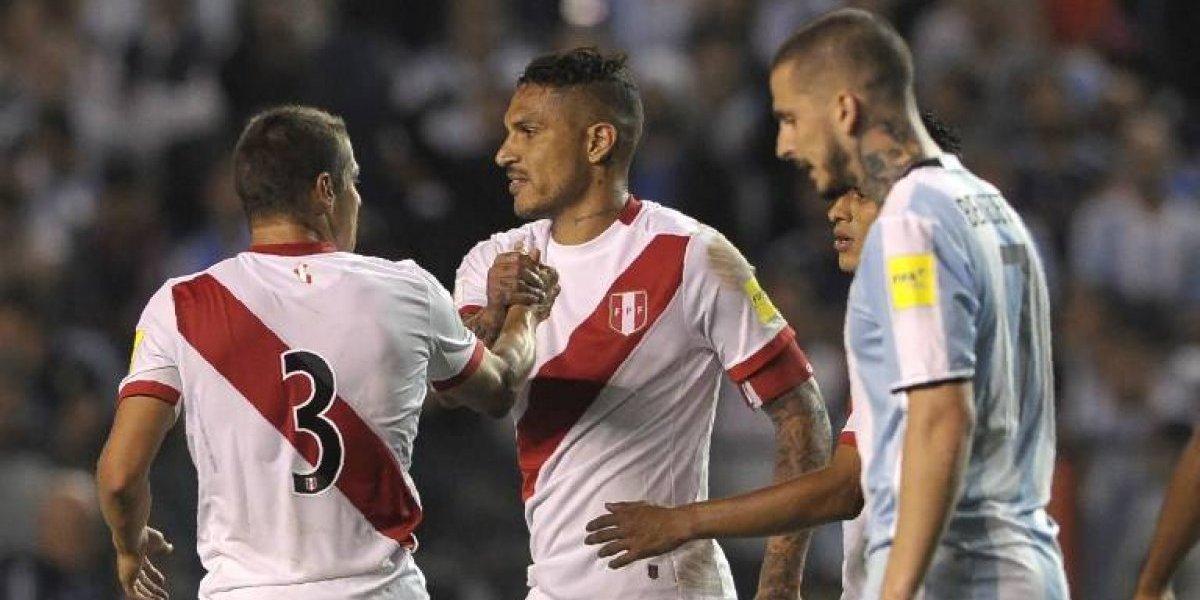 Problemas en Perú: Paolo Guerrero dio positivo en las Clasificatorias