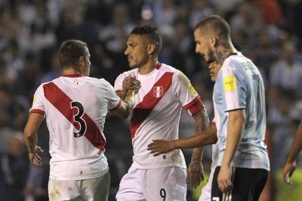 El supuesto doping de Guerrero complicaría a Perú / imagen: AFP