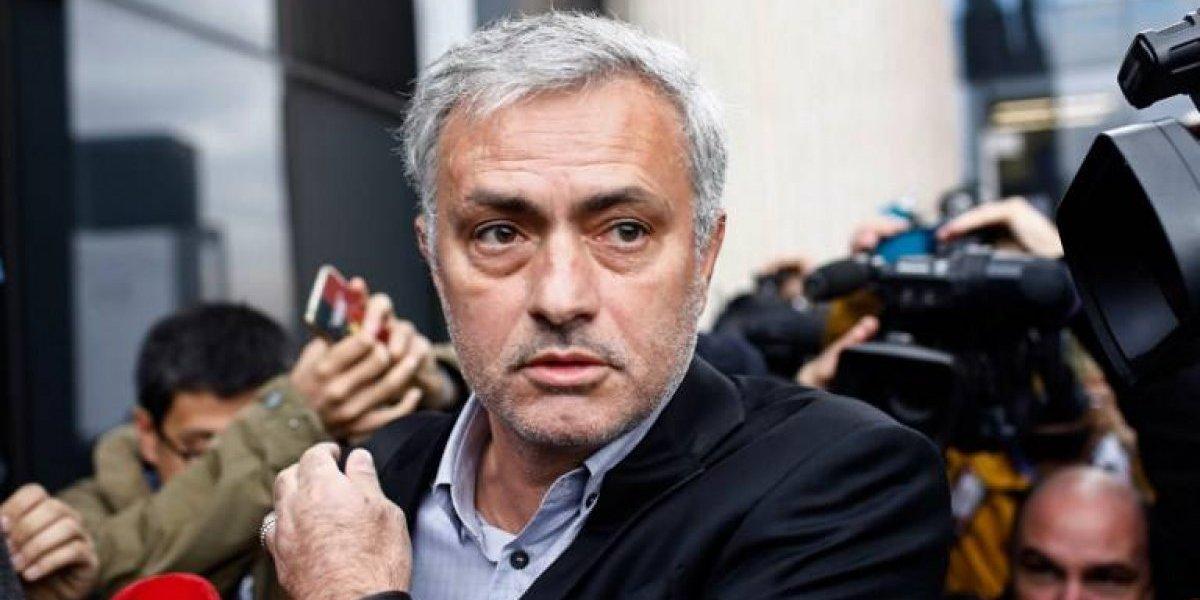 José Mourinho enfrentó a la justicia española