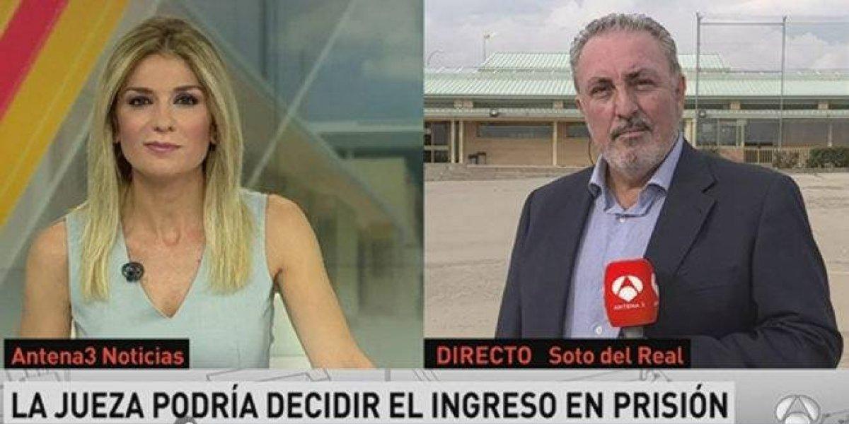Periodista sufre un infarto mientras cubría la crisis de Cataluña