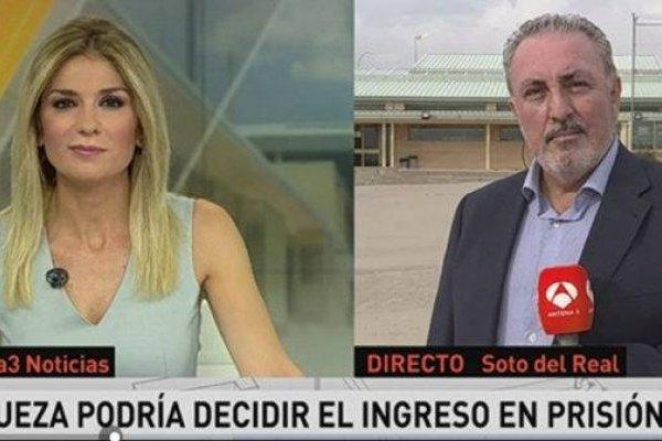 Periodista de Antena 3
